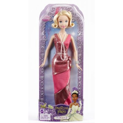 Disney Princess The Princess and the Frog Princess Charlotte La Bouff Doll