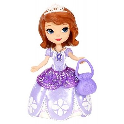 Disney Sofia the First 3 Inch Action Figure Princess Sofia, #1