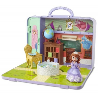 Disney Sofia The First Portable Playset