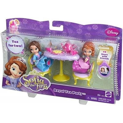 Disney Sofia The First Royal Tea Party Giftset