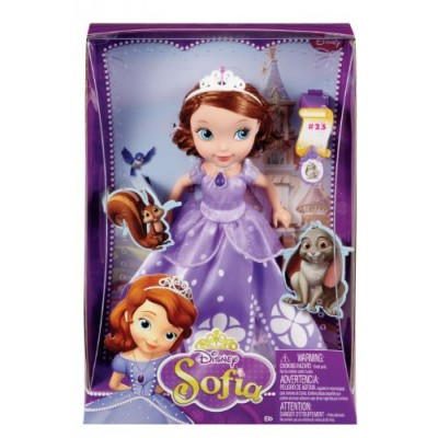 Disney Sofia The First Scale Fashion Doll, Large