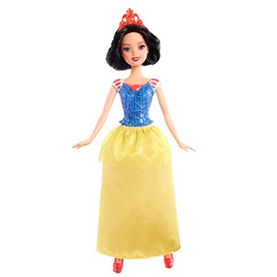 Disney Sparkling Princess Snow White Doll