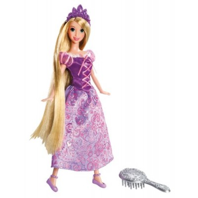 Disney Tangled Featuring Rapunzel Fashion Doll (Styles may vary)