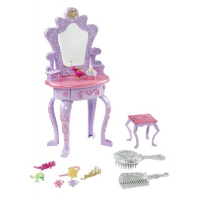 Disney Tangled Featuring Rapunzel Vanity Playset