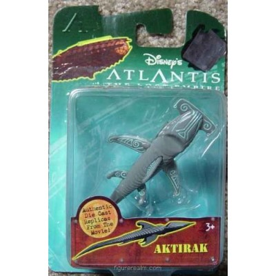 Disney's Atlantis The Lost Empire - Die Cast Aktirak