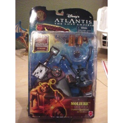 Disney's Atlantis, The Lost Empire, MOLIERE