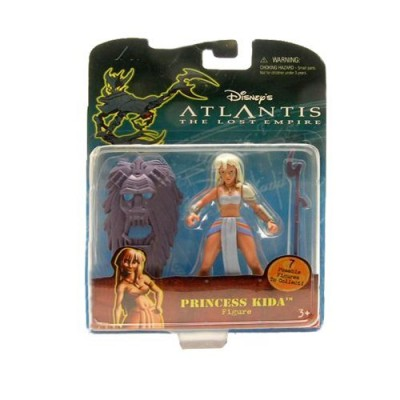 Disney's Atlantis the Lost Empire Princess Kida Action Figure