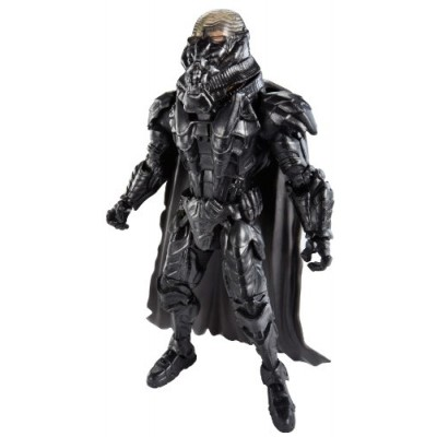 Man of Steel Movie Masters General Zod with Kryptonian Armor