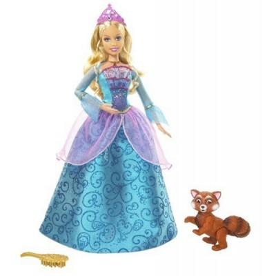 Mattel Barbie As The Island Princess Princess Rosella Doll