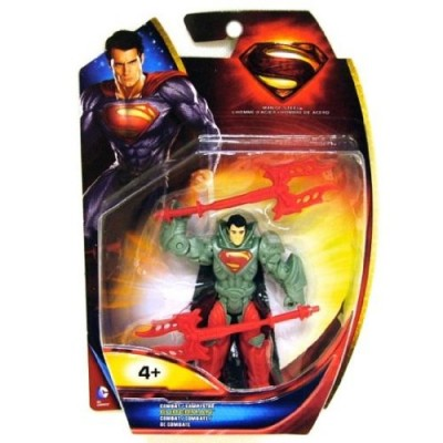 Superman Man of Steel Demolition Claw General Zod 3.75 inch Action Figure