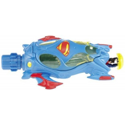 Superman Man of Steel Flight Speeders: Solar Force Launcher