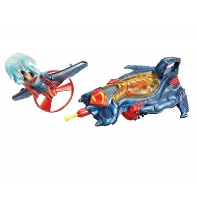 Superman Man of Steel Flight Speeders Superman Strike Ship