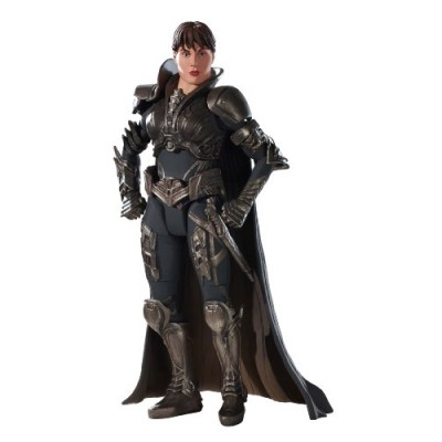 Superman Man of Steel Movie Masters Faora Action Figure