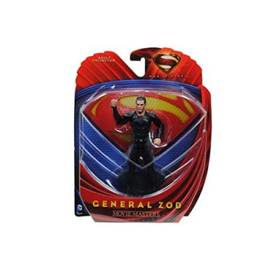 Superman Man of Steel Movie Masters General Zod Action Figure