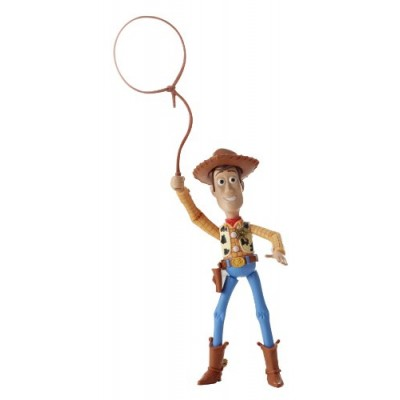 Toy Story Deluxe Round Em Up Sheriff Woody Figure
