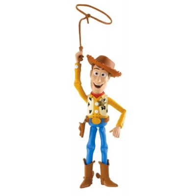Toy Story Deluxe Talking Woody Figure