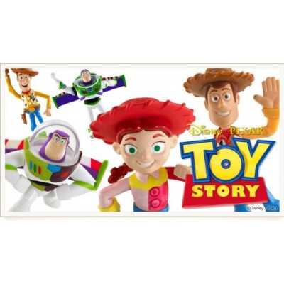 Toy Story Escape The Claw Figure, 3-Pack