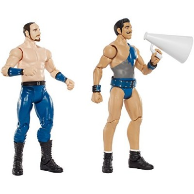 WWE Aiden English and Simon Gotch Figure (2 Pack)