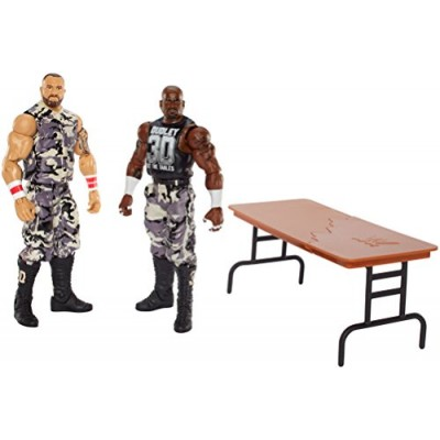 WWE Bubba Ray Dudley and Devon Dudley Figure (2 Pack)