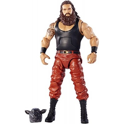 WWE Elite Braun Stroman Action Figure