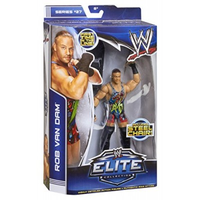 WWE Elite Collection Series #27 Rob Van Dam Action Figure