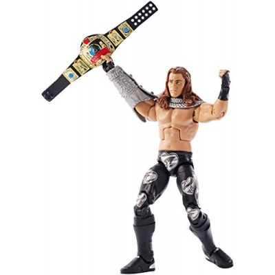 WWE Elite Lost Legends Shawn Michaels Figure