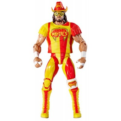 WWE Elite Macho Man Randy Savage Figure