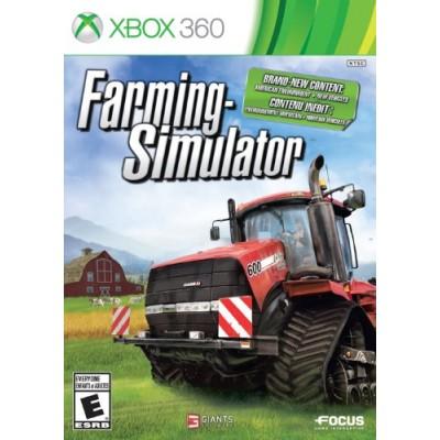Farming Simulator - Xbox 360