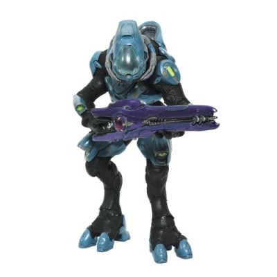 Halo 4 Series 2- Elite Ranger with Beam Rifle