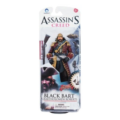 McFarlane Toys Assassin's Creed IV Black Bart Action Figure (Amazon Exclusive)