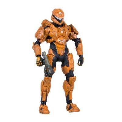 McFarlane Toys, Halo 4 Series 2 Action Figure, Spartan Scout (Orange)