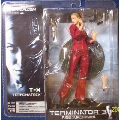 McFarlane Toys T-3 Terminator Rise of the Machines Action Figure TX Terminatrix (japan import)