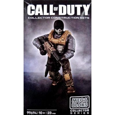 Call of Duty Ghosts Exclusive Mega Bloks Figure Set 99694