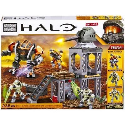 Halo Mega Blok - Containment Outpost Patrol
