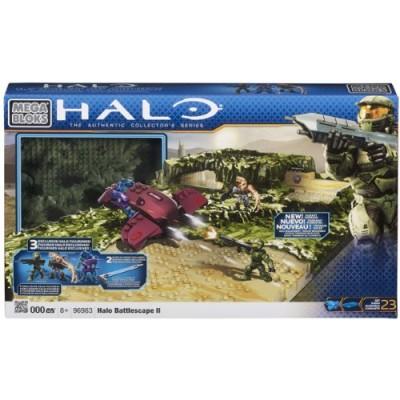 Halo Mega Bloks Halo Battlescape II 96983