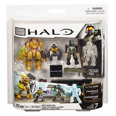 Halo Mega Bloks Set #97082 ODST Battle Pack