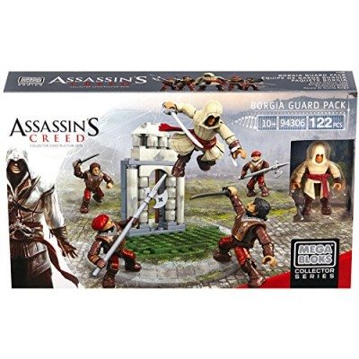 Mega Bloks Assassin's Creed Borgia Guard Pack
