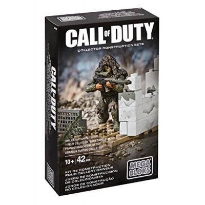 Mega Bloks Call of Duty Ghillie Suit Sniper