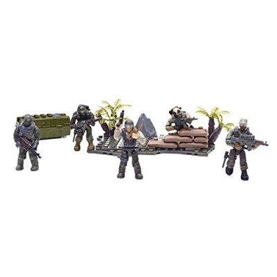 Mega Bloks Call Of Duty Jungle Troopers