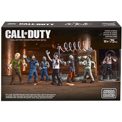 Mega Bloks Call of Duty Zombies Outbreak