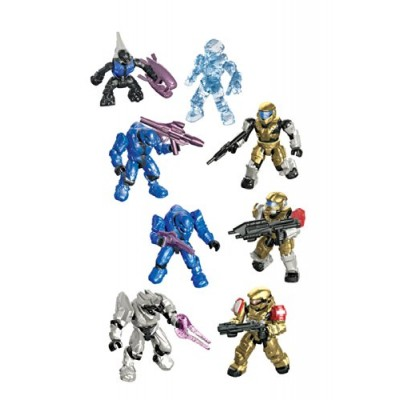 Mega Bloks Halo Collector's Edition Pack