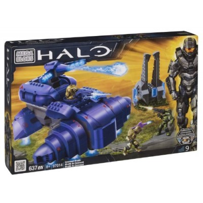 Mega Bloks Halo Covenant Wraith (97014)