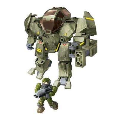 Mega Bloks Halo Jungle Strike Cyclops