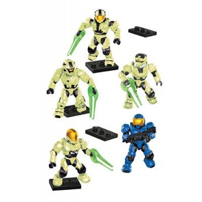 Mega Bloks Halo Last Man Standing Zombie Pack