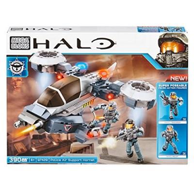 Mega Bloks Halo Police Air Support Hornet