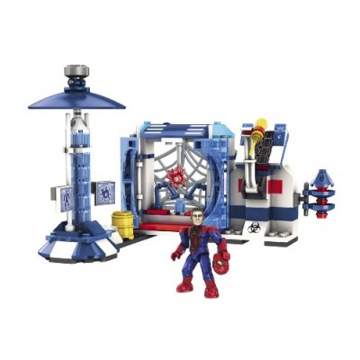 The amazing Spider-man Oscorp Spider Lab