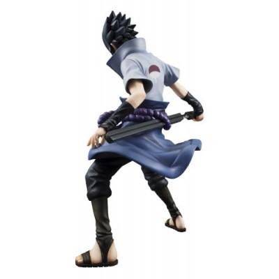 Megahouse Naruto Shippuden: Sasuke Uchiha GEM Series PVC Figure