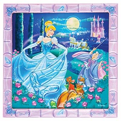 Melissa & Doug Cinderella Deluxe Sticker by Number