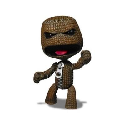Mezco Toyz Angry Sackboy