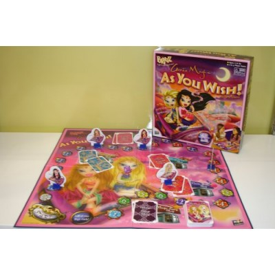 BRATZ-Genie Magic As You Wish Board Game